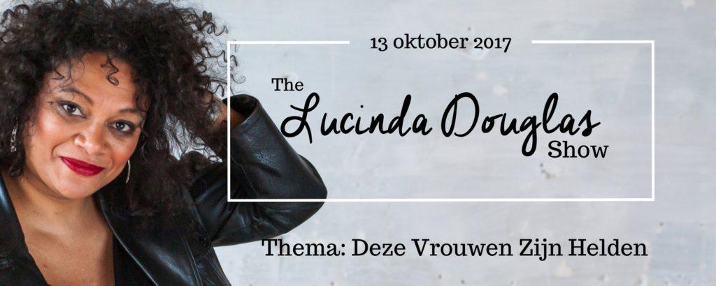 The Lucinda Douglas Show. Talkshow van Lucinda Douglas