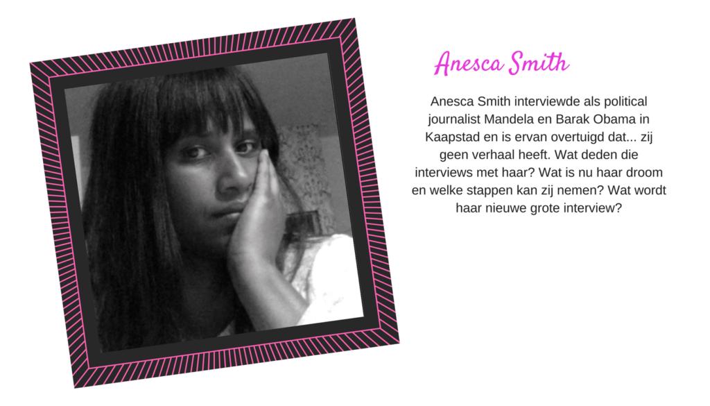 Anesca Smith bij Yes You Can Live Dream met Lucinda Douglas