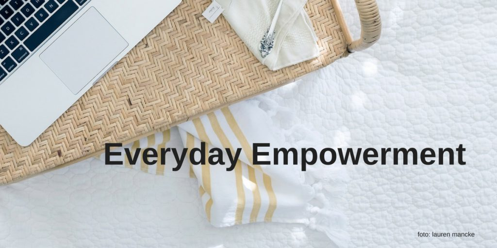 Everyday Empowerment by Lucinda Douglas