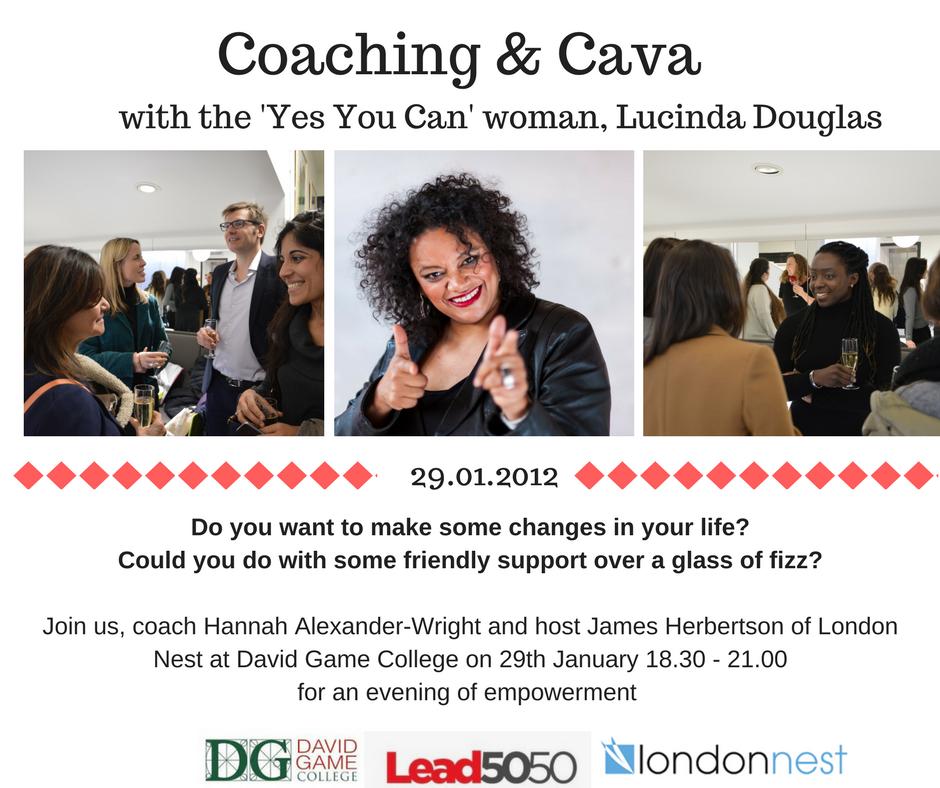 inspirational speaker Lucinda Douglas empowerment