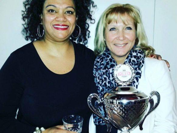 99PowerVrouwen Award 2018 - met Lucinda Douglas - Restaurant De Boschvijver