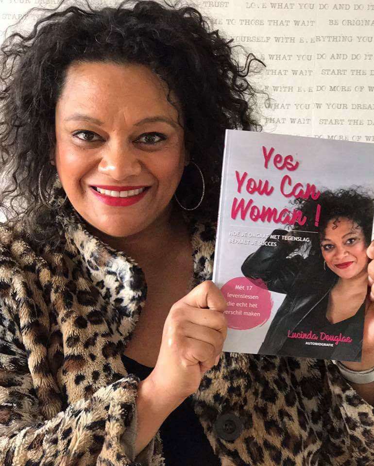 Autobiografie Yes You Can Woman van Lucinda Douglas #empowerment