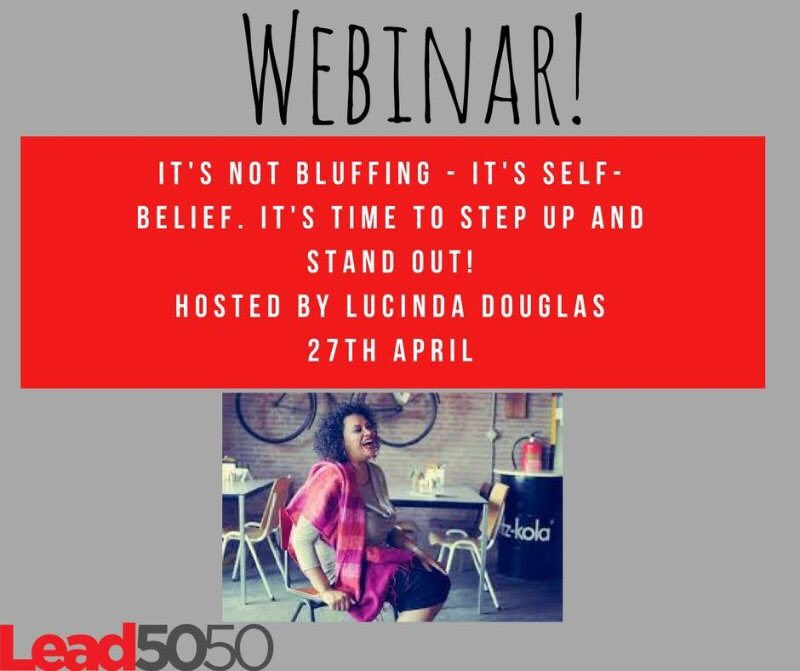 International inspiration & empowerment by Lucinda Douglas
