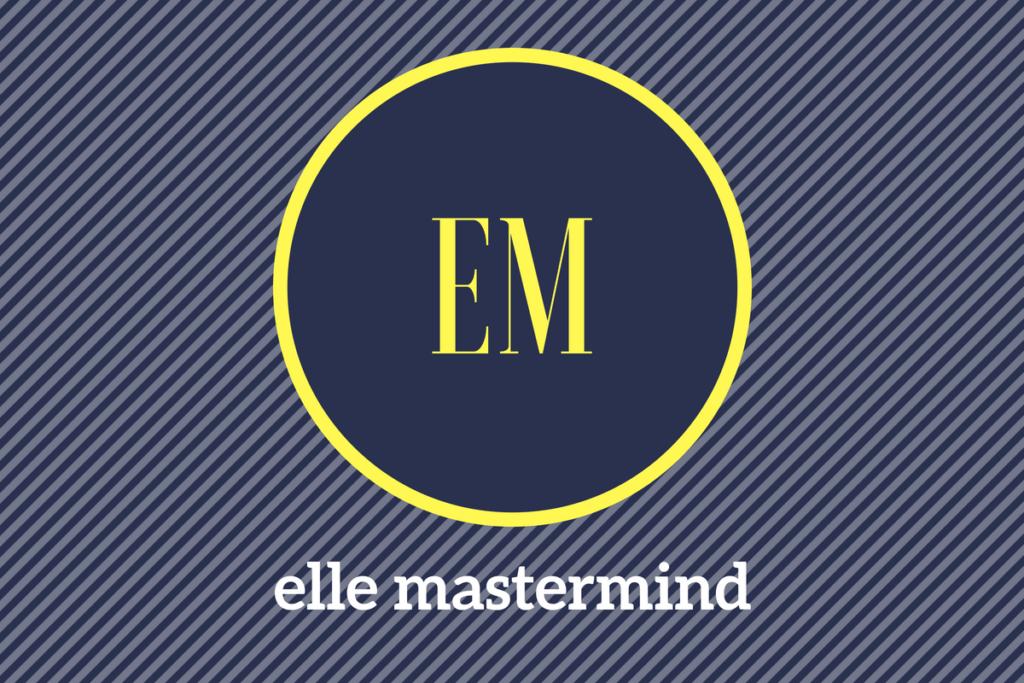 EM, Elle Mastermind met Lucinda Douglas