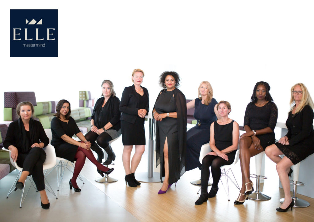 ELLE Mastermind spreekt over Women on Influence in Rotterdam Ahoy onder leiding van Lucinda Douglas