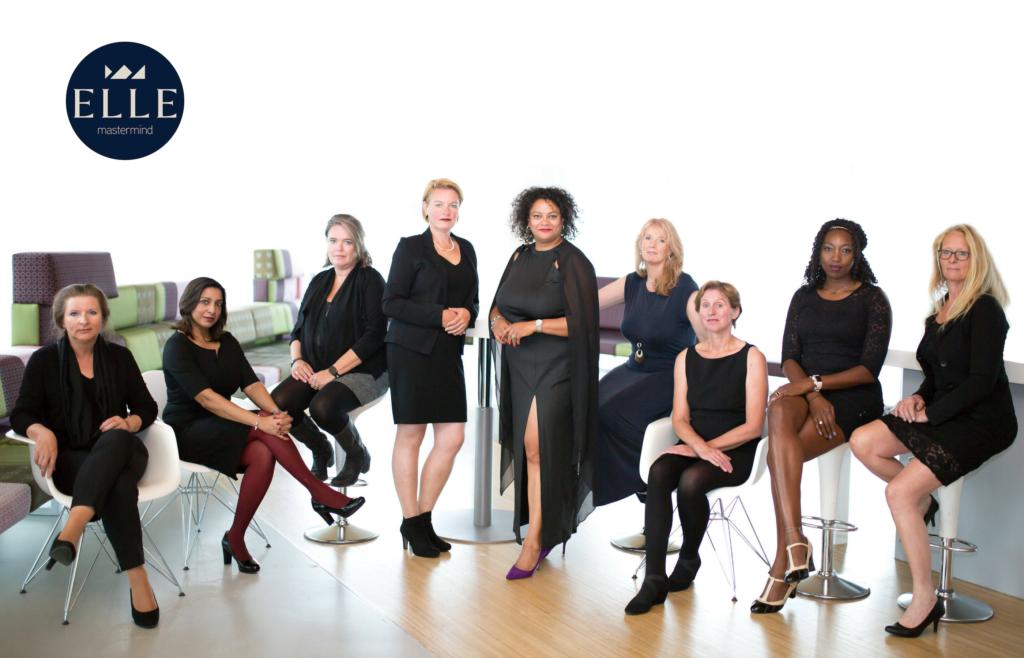 ELLE Mastermind is een initiatief van Lucinda Douglas, success facilitator