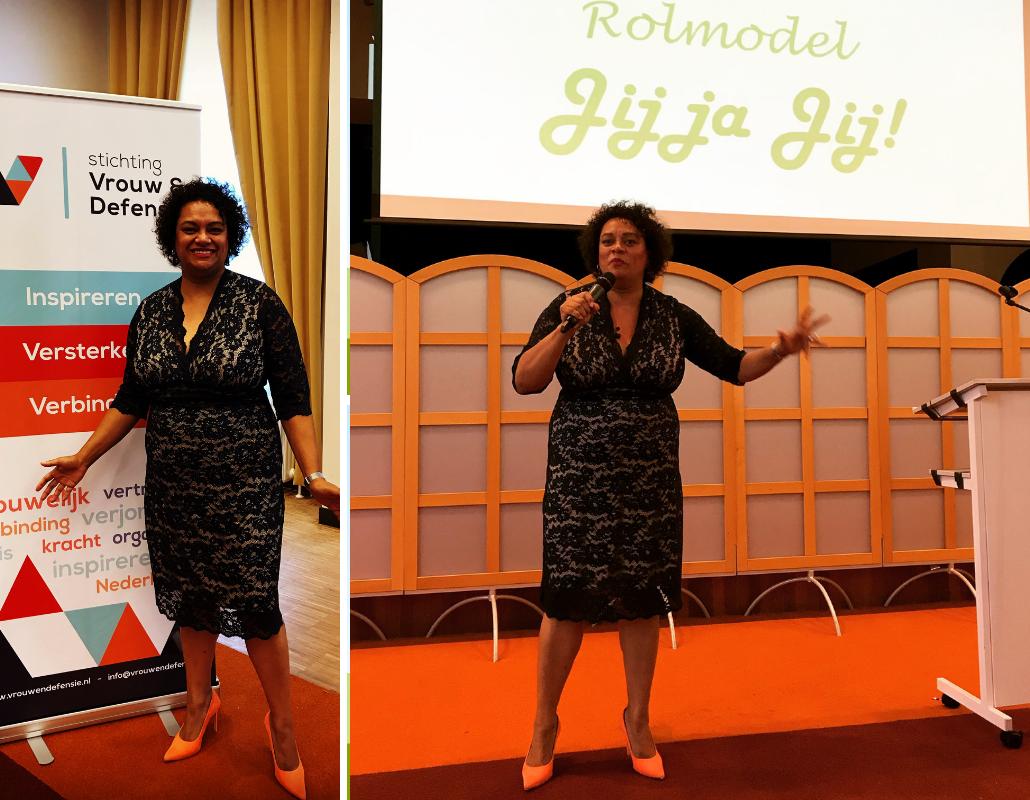 Lucinda Douglas, inspirational speaker