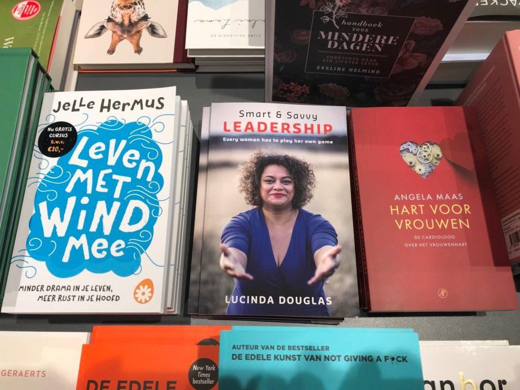 'Sex in ruil voor werk' Blog van Lucinda Douglas over haar boek Smart & Savvy Leadership