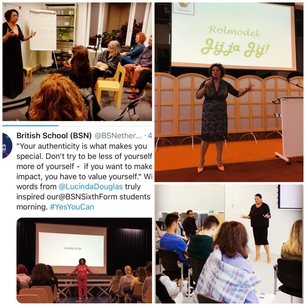 SalesTalk is de talkshow van Lucinda Douglas met uitdagende interviews, inspirerende bank- en zaalgasten. Voor ondernemers met ambitie.