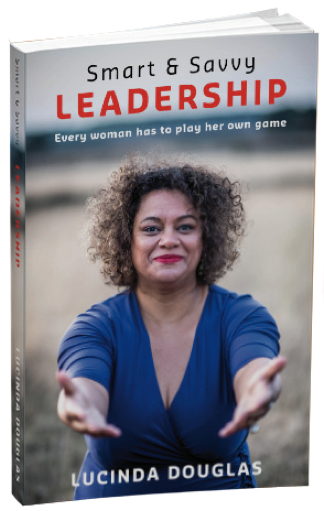 Smart& Savvy Leadership van Lucinda Douglas
