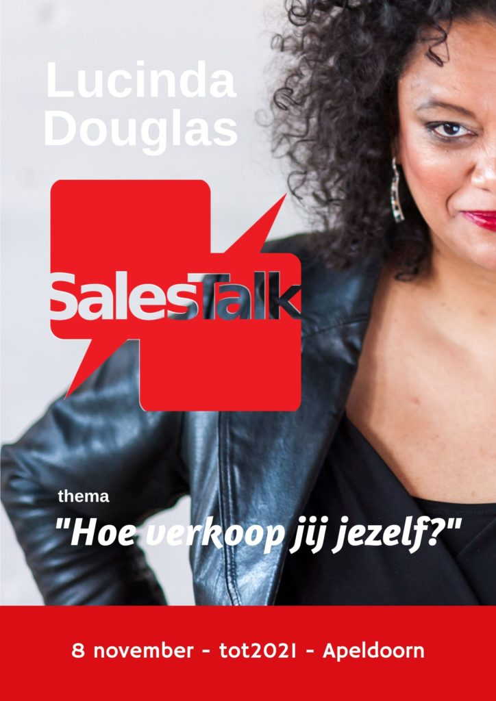 SalesTalk, de talkshow van Lucinda Douglas