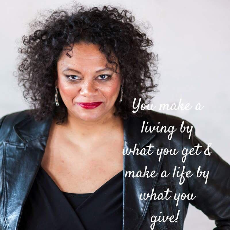 50 Dagen van Geluk met Lucinda Douglas