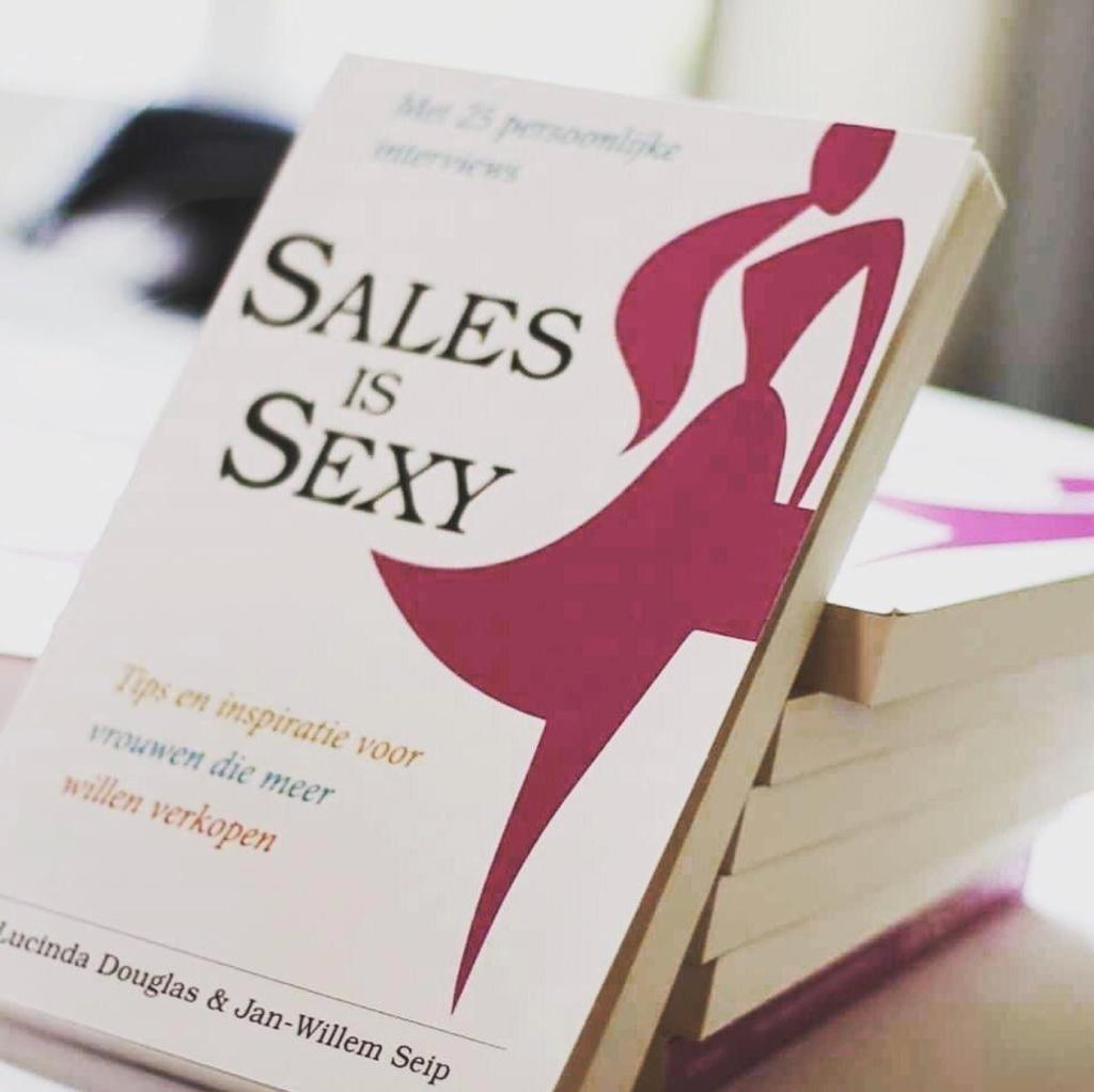 Sales is Sexy met Lucinda Douglas