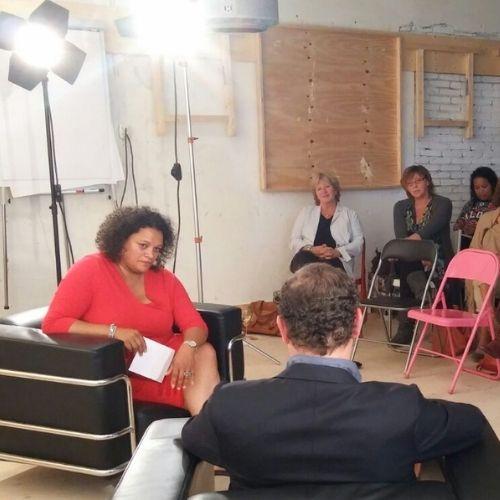 Jouw Eigen Talkshow met Lucinda Douglas