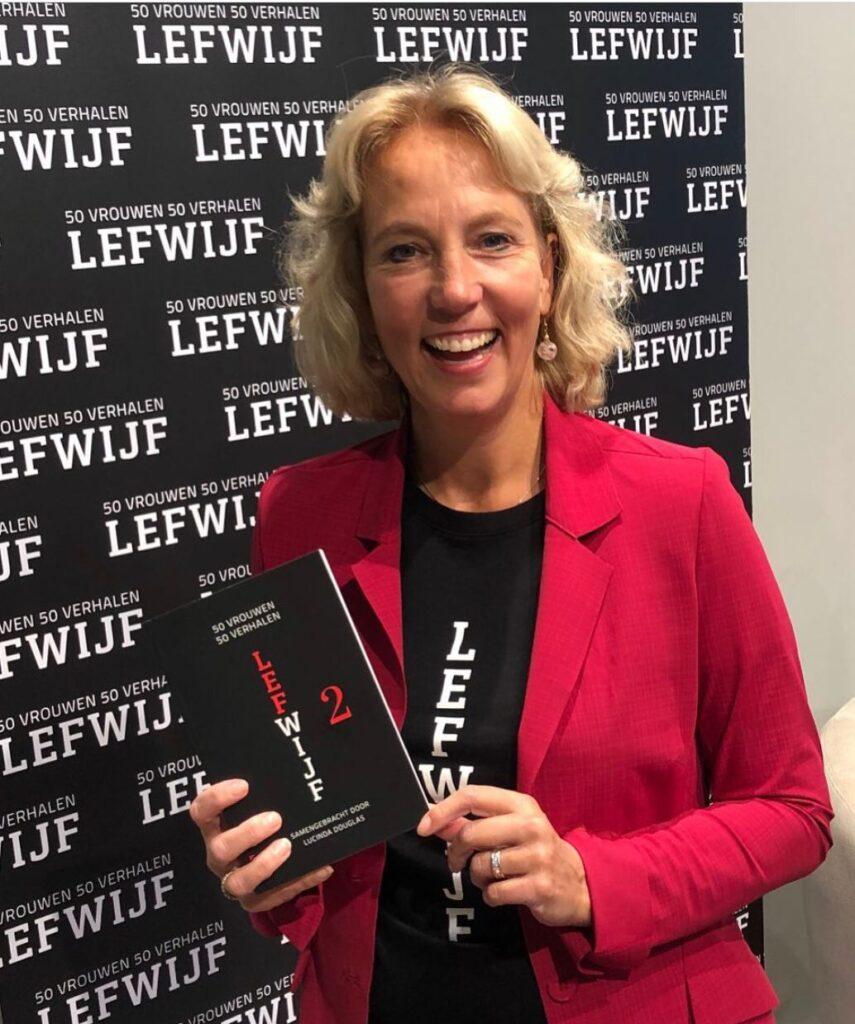 LEFWIJF 3 met Lucinda Douglas